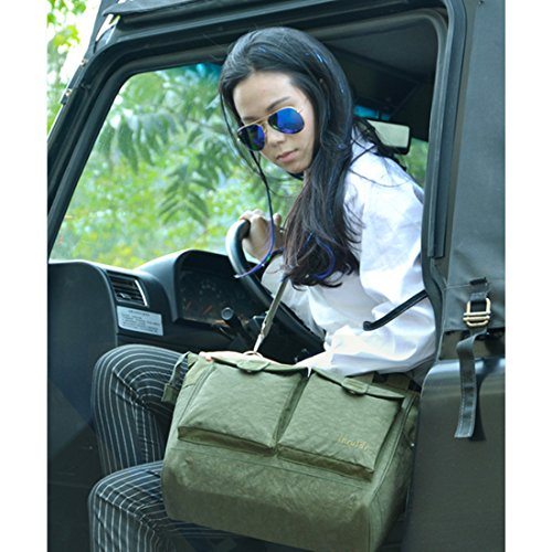 KF Baby Wickeltasche Value Set + kinderwagenhalter, Wet Dry Tasche, Wickelunterlage, mehr grün