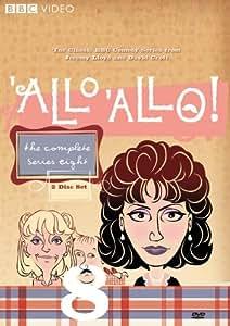 'Allo 'Allo! - The Complete Series Eight [1991] (REGION 1) (NTSC) [DVD] [US Import]