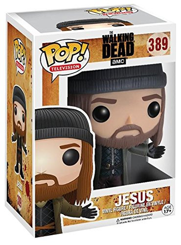 The-Walking-Dead-Figura-Vinilo-de-Jesus-389-Figura-de-coleccin