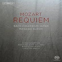 Mozart: Requiem [Carolyn Sampson, Marrianne Beste Kielland, Makato Sakurada, Masaaki Suzuki] [BIS: BIS2091]