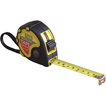 Rolson 50535 5m X 19mm Measure Tape Amazoncouk Business