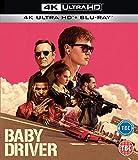 Baby Driver (2 Disc 4K & Blu-ray) [2017]