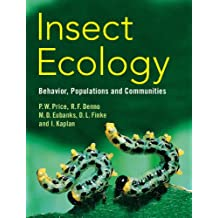 Insect Ecology (English Edition)