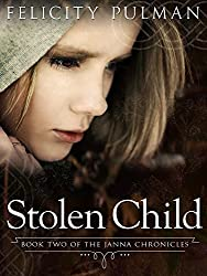 Stolen Child: The Janna Chronicles 2