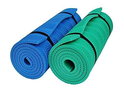 Gymnastikmatte 180x50x1,2 Bodenmatte Fitnessmatte Turnmatte Matte