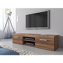 tv schrank braun bestseller shop f r m bel und einrichtungen. Black Bedroom Furniture Sets. Home Design Ideas