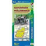 Naturpark Pfälzerwald Südteil: Wander-, Rad- und Freizeitkarte, 5. Auflage