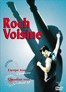 Roch Voisine : Chaud 95 / Europe tour - Coffret 2 DVD