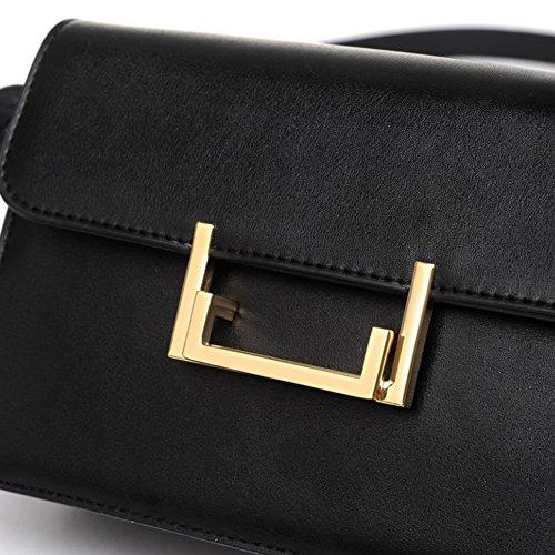 Ladies diagonale pacchetto/Moda semplice tracolla/Piccolo pacchetto-B A