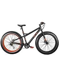 """Vélos sable et neige MBM FAT MACHINE 26 """"freins à disque"""