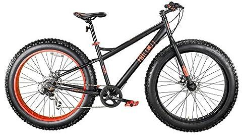 Vélos sable et neige MBM FAT MACHINE 26