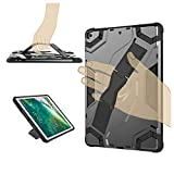 Best Ipad   Case  Kids - DMG Military Grade Shockproof Impact Resistant Kickstand Back Review