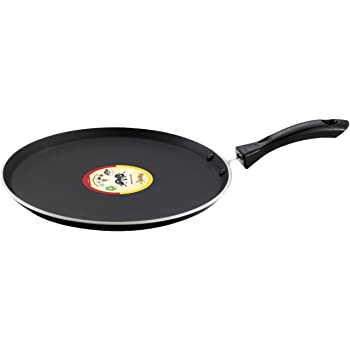 Pigeon by Stovekraft  Non-Stick Forged Flat Tawa 280, 27 cm