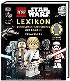 LEGO® Star Wars™ Lexikon der Figuren, Raumschiffe und Droiden: Neuausgabe. Exklusive Minifigur