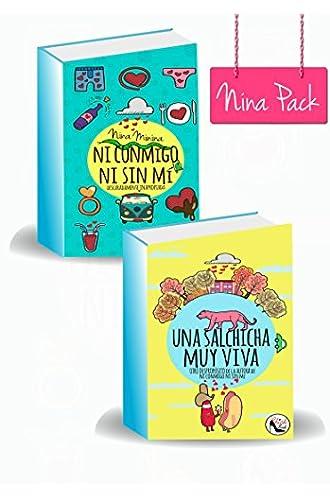 Ni conmigo ni sin mí + Una salchicha muy viva: Pack Nina Minina