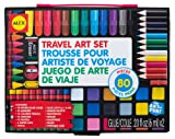 #3: Alex Toys Artist Studio Travel Art Set with Carrying Case, Multi Color