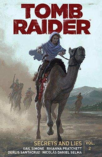 Tomb Raider Volume 2: Secrets And Lies