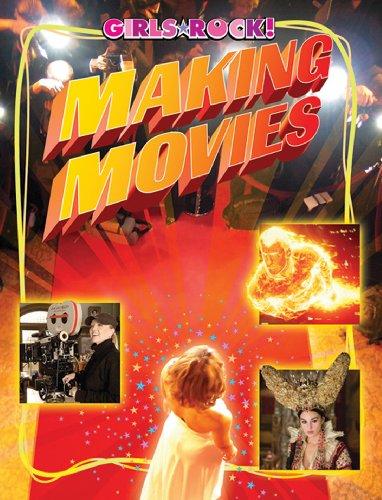 Making Movies (Reading Rocks! Book 1252) (English Edition)