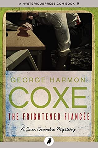book cover of The Frightened Fiance