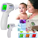 Befied Multifunktions Digital berührungsfreier Forehead Thermometer mit dreifarbiger - Best Reviews Guide