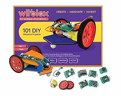WitBlox Mega - DIY Robotics Kit