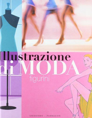 Illustrazione di moda. Figurini