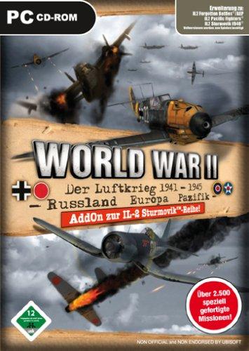 WW2 - Addon zur IL-2 Sturmovik-Reihe (PC) (Ww2 Pc-spiele)