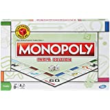 MONOPOLY India Edition Board Game for Families and Kids Ages 8 and Up, Classic Gameplay