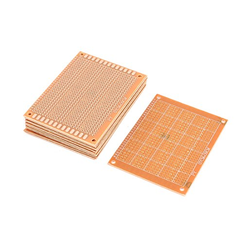 Sellify 15Pcs Single-sided PCB Printed Electric Circuit Prototype Board 7x9cm