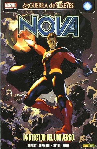 Nova 5, Protector del Universo