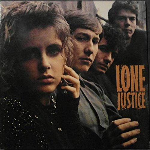 Lone Justice - Lone Justice - Geffen Records - GEF 26288, Geffen Records - GHS 24060