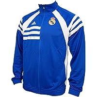 Adidas real madrid Chaqueta Air Force Blue/ White D80311 - ***Es algo