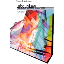 Labour Law: Management Decisions and Workers' Rights