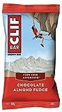 Clif Bar Barretta Energetica, Cioccolato Fondente e Mandorle - Pacco da 12 x 68 gr - Totale: 816 gr