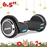 Phaewo Self Balancing Scooter,Hoverboard With Bluetooth Self Balanse Scooters,Two wheel Scooter with LED,UL Certified(UK Version with Warranty)