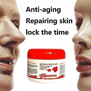 Ahead-uk Goji Facial Cream Chinese Wolfberry Medlar Anti-Wrinkles & Moisturizing Cream Day &Night Cream 113g