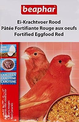 Beaphar Fortified Eggfood, 150 g, Red from Beaphar UK Ltd