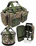 G8DS Angel-Camo-Set: G8DS Reistasche' Carryall Experience' in Camouflage + faltbare G8DS...