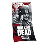 WALKING DEAD DARYL BADETUCH SAUNA HANDTUCH VELOURSTUCH COOL TOP 75x150cm NEU WOW - All-In-One-Outlet-24 -