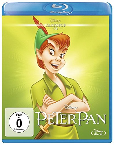 Peter Pan - Disney Classics [Blu-ray]: Alle Infos bei Amazon