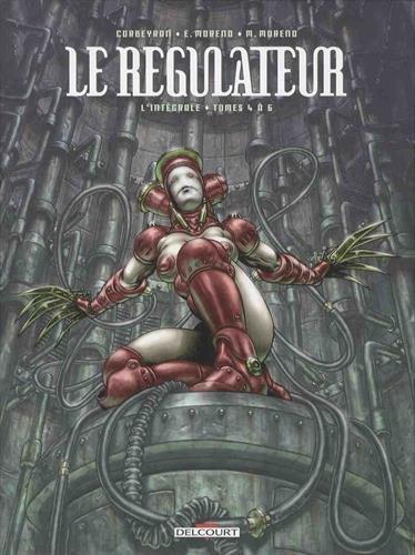 Régulateur - Intégrale T04 à T06