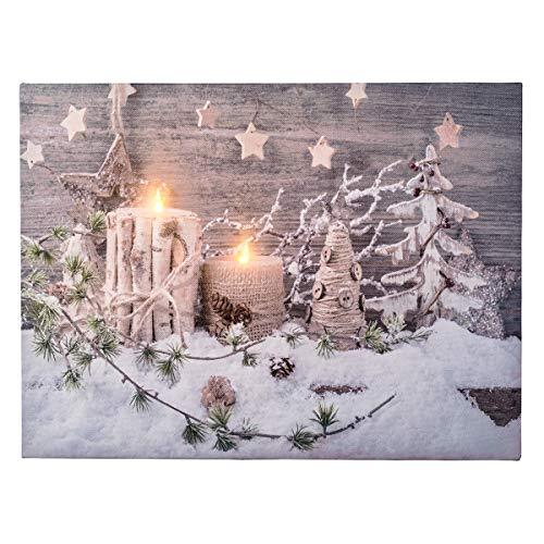Weihnachtsbilder Mit Led.Weihnachtsbilder Mit Kerzen Vergleiche Top Produkte Bei Uns