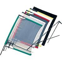 Westcott Fast Flags Fahnen-Set mit Diffusor, Reducer und Abschatter 18 x 24 Zoll (45 x 60 cm)