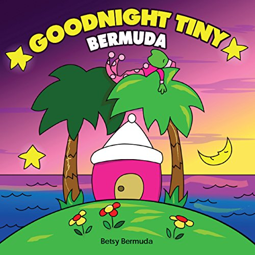 Goodnight Tiny in Bermuda (Tiny the tree frog Book 2) (English Edition)