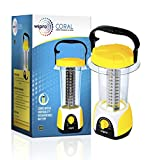 #1: Wipro Coral Rechargeable Emergency Light (Yellow)