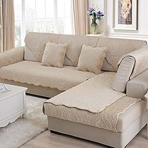 Fodera per divano peluche tessuto anti scivolo copridivano semplice e moderno divano europeo gli - Copridivano moderno ...