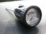 Suelo PH Medidor con larga Calibre Onde (Soil Meter Medidor de humedad Tester 2115