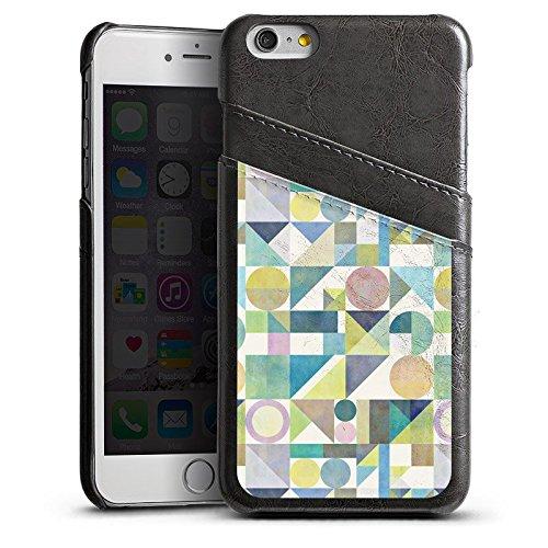 Apple iPhone 6 Plus Silicone Case Coque white - Nordic Combination21 Étui en cuir gris