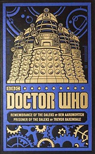 book cover of Remembrance of the Daleks / Prisoner of the Daleks