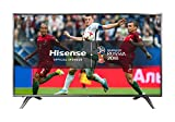 Hisense H60NEC5600UK 60-Inch 4K Ultra HD Smart TV - Black (2017 Model)
